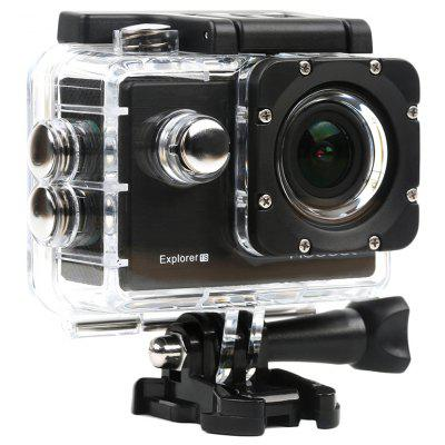 MGCOOL Explorer 1S 4K Action Camera Novatek NT96660 Chipset