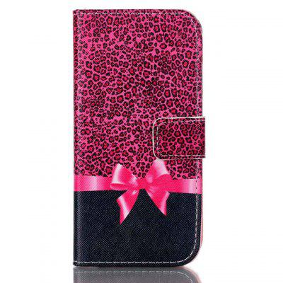 Bowknot PU Leather Case