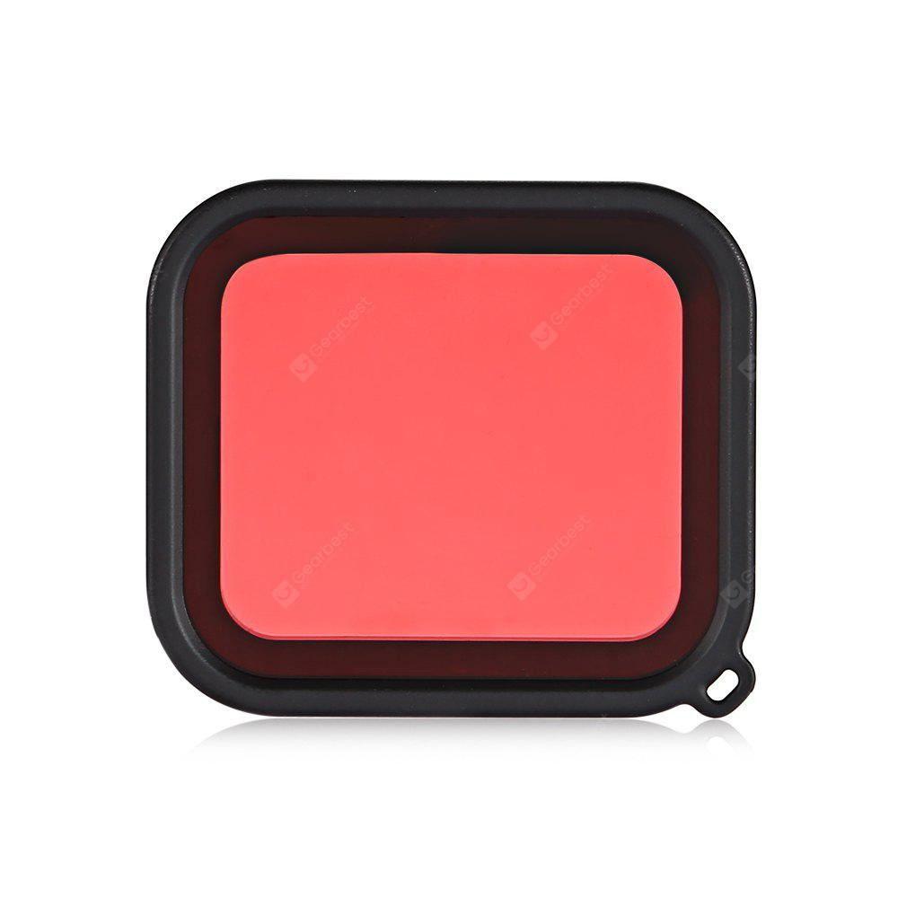 RED Camera Waterproof Case Filter for GoPro HERO5