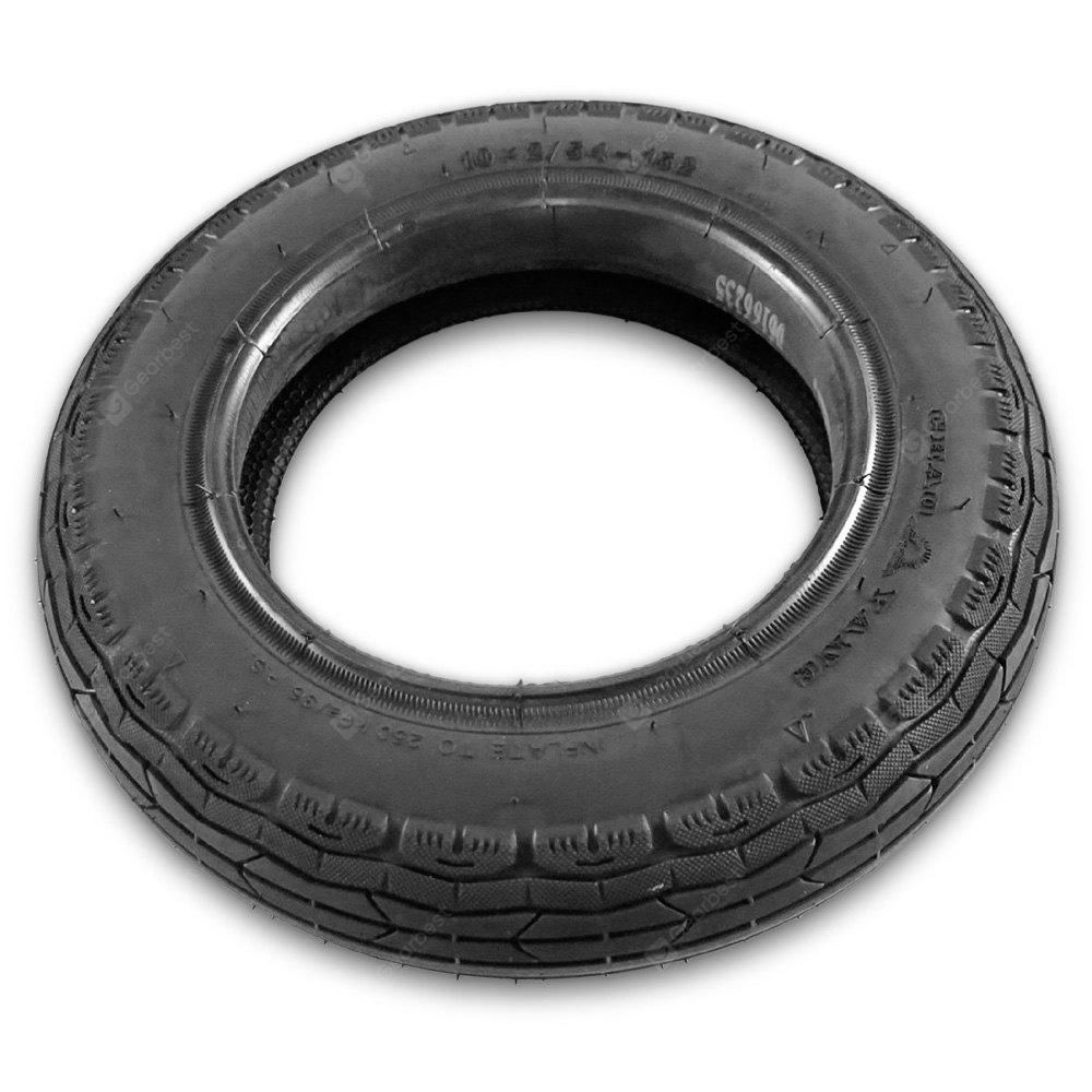BLACK Wear-resistant Rubber Tire for 10 inch Electric Scooter