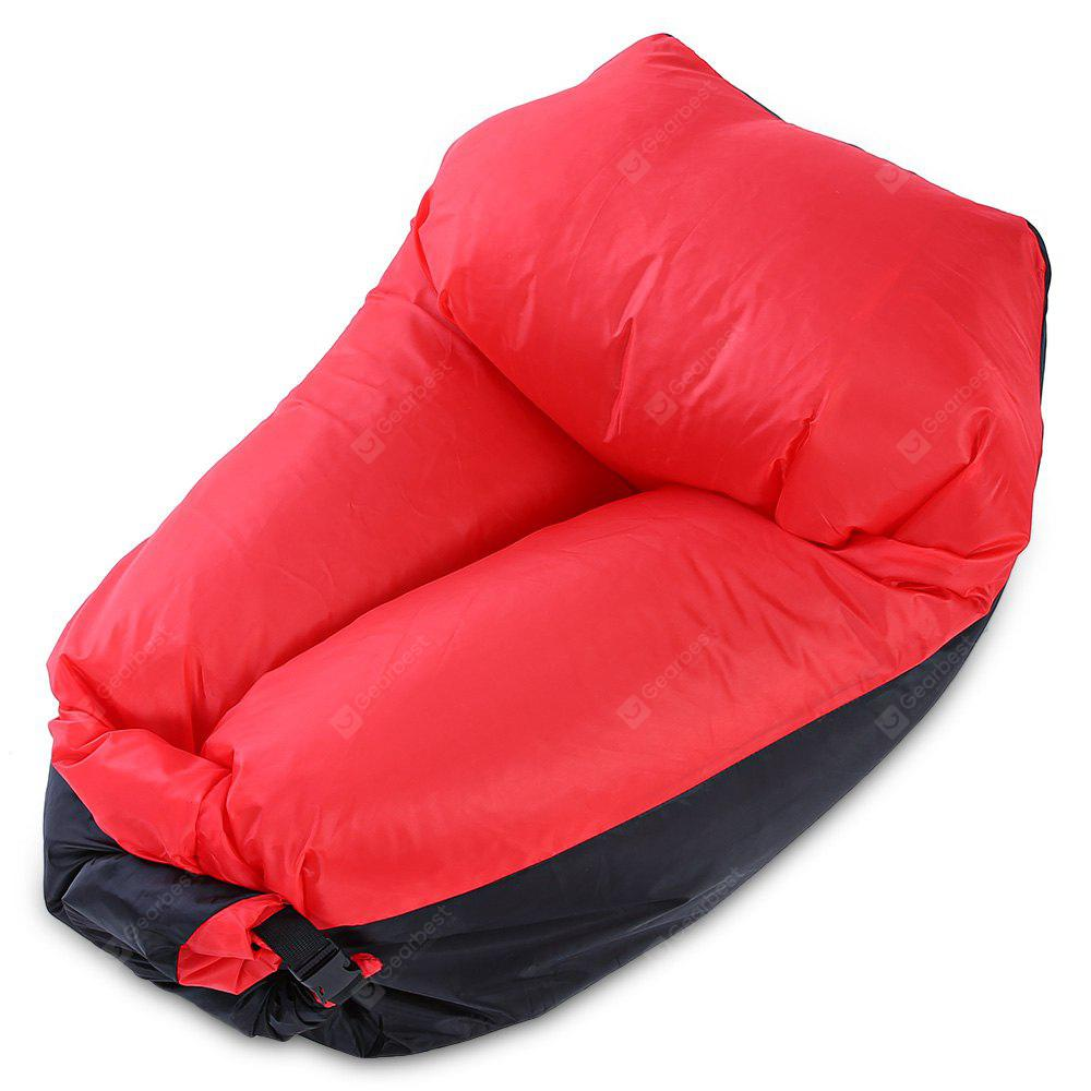 Portable Anti-water 400kg Loading Fast Inflatable Sofa Chair