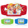 2.5 inch Kids Handheld Game Console with 268 Classic Games - GREEN