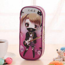 Scorpio Pattern High Capacity Storage Stationery Pen Bag