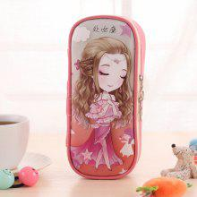 Virgo Pattern High Capacity Storage Stationery Pen Bag