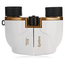 Eyebre Portable 8 X 21mm Binocular Telescope with Fixed Focus