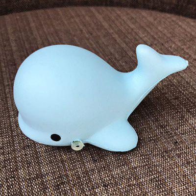 Cute Little Whale PU Foam Squishy Toy Key RingSquishy toys<br>Cute Little Whale PU Foam Squishy Toy Key Ring<br><br>Materials: PU<br>Package Content: 1 x Squishy Toy<br>Package Dimension: 12.00 x 7.00 x 7.00 cm / 4.72 x 2.76 x 2.76 inches<br>Package Weights: 50g<br>Pattern Type: Animal<br>Product Dimension: 10.00 x 5.00 x 5.00 cm / 3.94 x 1.97 x 1.97 inches<br>Product Weights: 25g<br>Products Type: Squishy Toy<br>Use: Home Decoration, Art &amp; Collectible