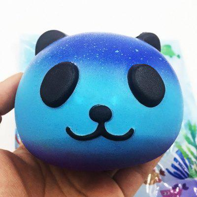 Cute Night Sky Panda Soft PU Foam Squishy Toy -  USD5.2 Online Shopping GearBest.com