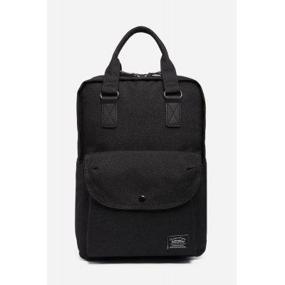Buy 13.6L Water-resistant Trendy Backpack for Men BLACK for $22.25 in GearBest store