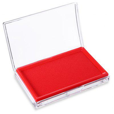 Buy RED Deli 9864 Stamp Pad for $5.41 in GearBest store