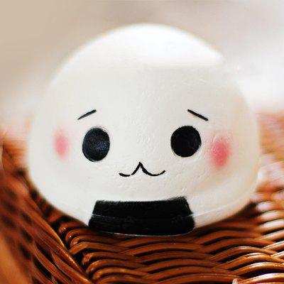 Cute Mr. Onigiri Ultra Soft PU Foam Squishy Toy