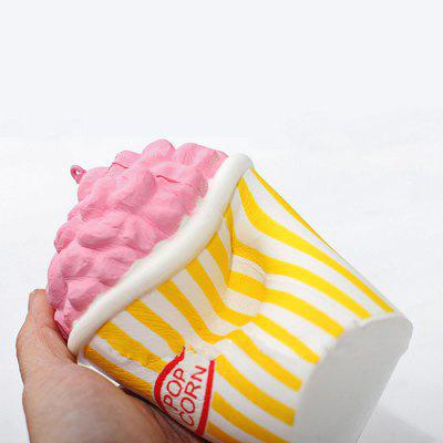 Realistic Popcorn PU Foam Squishy Toy with ScentSquishy toys<br>Realistic Popcorn PU Foam Squishy Toy with Scent<br><br>Materials: PU<br>Package Content: 1 x Squishy Toy<br>Package Dimension: 15.00 x 9.00 x 9.00 cm / 5.91 x 3.54 x 3.54 inches<br>Package Weights: 70g<br>Pattern Type: Snack<br>Product Dimension: 13.00 x 7.00 x 7.00 cm / 5.12 x 2.76 x 2.76 inches<br>Product Weights: 40g<br>Products Type: Squishy Toy<br>Use: Home Decoration, Art &amp; Collectible