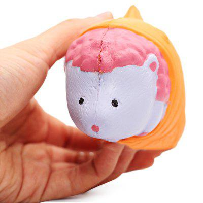 Cute Hedgehog Fish Soft PU Foam Squishy ToySquishy toys<br>Cute Hedgehog Fish Soft PU Foam Squishy Toy<br><br>Materials: PU<br>Package Content: 1 x Squishy Toy<br>Package Dimension: 15.00 x 9.00 x 7.00 cm / 5.91 x 3.54 x 2.76 inches<br>Package Weights: 70g<br>Pattern Type: Animal<br>Product Dimension: 13.00 x 7.00 x 5.00 cm / 5.12 x 2.76 x 1.97 inches<br>Product Weights: 40g<br>Products Type: Squishy Toy<br>Use: Home Decoration, Art &amp; Collectible