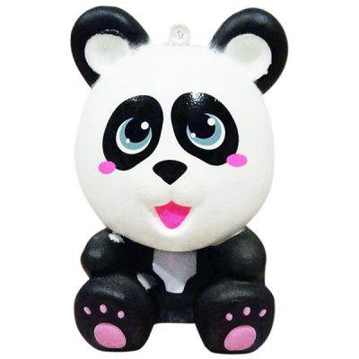 Cute Cartoon Baby Panda PU Foam Squishy Toy