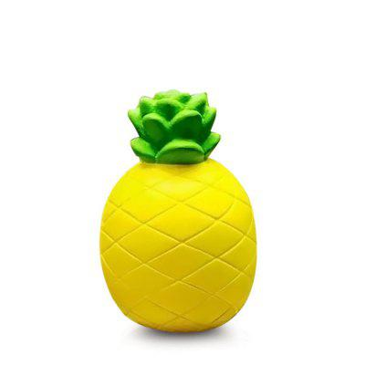 Light Color Pineapple Soft PU Foam Squishy ToySquishy toys<br>Light Color Pineapple Soft PU Foam Squishy Toy<br><br>Materials: PU<br>Package Content: 1 x Squishy Toy<br>Package Dimension: 14.00 x 10.00 x 10.00 cm / 5.51 x 3.94 x 3.94 inches<br>Package Weights: 75g<br>Pattern Type: Fruit<br>Product Dimension: 12.00 x 8.00 x 8.00 cm / 4.72 x 3.15 x 3.15 inches<br>Product Weights: 50g<br>Products Type: Squishy Toy<br>Use: Home Decoration, Art &amp; Collectible