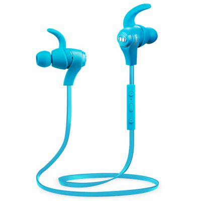Buy BLUE Monster iSport Stereo Bluetooth Sports Earbuds for $58.00 in GearBest store