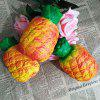 Cartoon Ripe Pineapple PU Foam Squishy Toy - COLORMIX