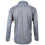 Xiaomi Men Sun Protection Sleeve Shirt Jacket - GRAY