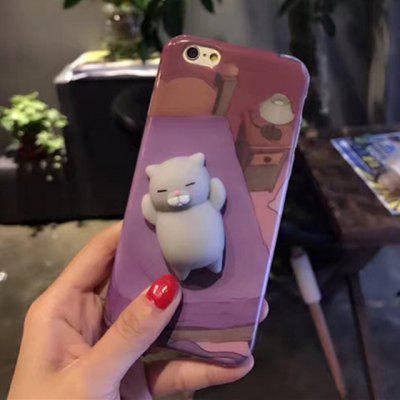 3D Doll Case for iPhone 7 Plus