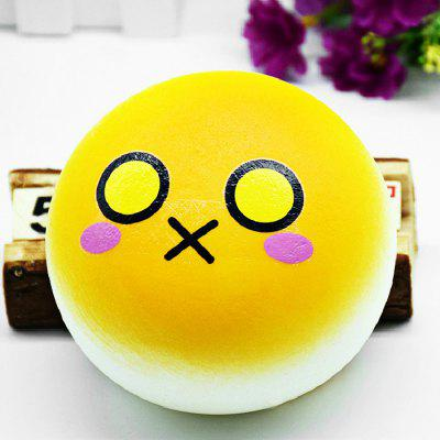 Cute Sad Bun Soft PU Foam Squishy Toy Key RingSquishy toys<br>Cute Sad Bun Soft PU Foam Squishy Toy Key Ring<br><br>Color: Pink<br>Materials: PU<br>Package Content: 1 x Squishy Toy<br>Package Dimension: 11.00 x 11.00 x 7.00 cm / 4.33 x 4.33 x 2.76 inches<br>Package Weights: 75g<br>Pattern Type: Bread<br>Product Dimension: 9.00 x 9.00 x 5.00 cm / 3.54 x 3.54 x 1.97 inches<br>Product Weights: 48g<br>Products Type: Squishy Toy<br>Use: Home Decoration, Art &amp; Collectible