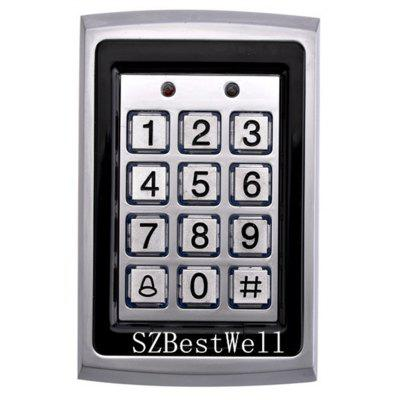 7612 Electric Digital Password Door