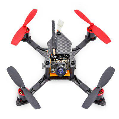 BAT - 100 100mm Mini FPV Racing Drone - PNPBrushless FPV Racer<br>BAT - 100 100mm Mini FPV Racing Drone - PNP<br><br>Battery (mAh): 500mAh<br>Battery Coulomb: 30C<br>Charging Time.: 20mins<br>Firmware: BLHeli-S<br>Flight Controller Type: F3<br>Functions: DShot600<br>KV: 15000<br>Model: 0705<br>Motor Type: Brushless Motor<br>Package Contents: 1 x Drone ( Battery Included ), 4 x Spare Propeller<br>Package size (L x W x H): 15.00 x 15.00 x 5.00 cm / 5.91 x 5.91 x 1.97 inches<br>Package weight: 0.4650 kg<br>Product size (L x W x H): 9.50 x 8.00 x 2.50 cm / 3.74 x 3.15 x 0.98 inches<br>Sensor: CMOS<br>Type: Frame Kit<br>Version: PNP<br>Video Resolution: 600TVL ( horizontal )<br>Video Standards: NTSC,PAL