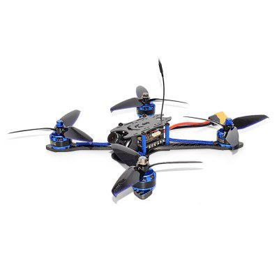 BFight 210 210mm Brushless FPV Racing DroneBrushless FPV Racer<br>BFight 210 210mm Brushless FPV Racing Drone<br><br>Firmware: BLHeli-S<br>Flight Controller Type: F3<br>Functions: DShot150, Multishot, Oneshot125, DShot300, Oneshot42, DShot600<br>KV: 2300<br>Model: F2205<br>Motor Type: Brushless Motor<br>Package Contents: 1 x Drone, 4 x Spare Propeller, 1 x Battery Strap<br>Package size (L x W x H): 26.00 x 20.00 x 7.00 cm / 10.24 x 7.87 x 2.76 inches<br>Package weight: 0.5200 kg<br>Product size (L x W x H): 17.80 x 17.80 x 3.80 cm / 7.01 x 7.01 x 1.5 inches<br>Product weight: 0.2670 kg<br>Sensor: CCD<br>Type: Frame Kit<br>Version: BNF<br>Video Resolution: D1, 960H