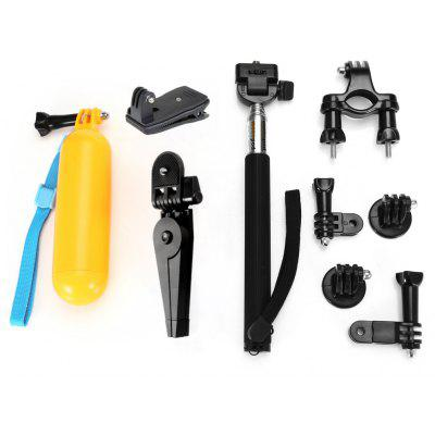 RU - 10 Universal Accessory Kit for Action Camera