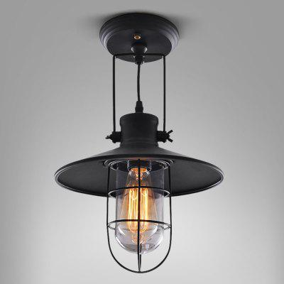 ZGPAX DJB1006 E27 Base Dual-use Wall Pendant Light