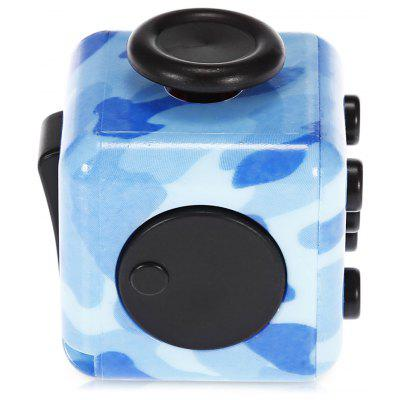 Portable Fidget Cube with String Funny Stress Reliever Relaxation Gift