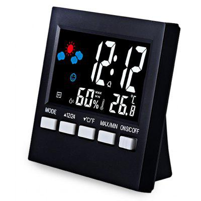Multi-functional Digital Thermometer Hygrometer