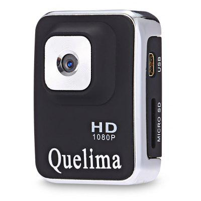 Quelima A3S Mini 1080P Cámara DV HD DVR