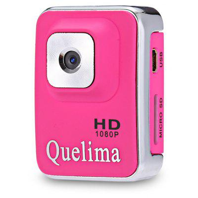 Quelima A3S Mini 1080P DV Camera HD DVR