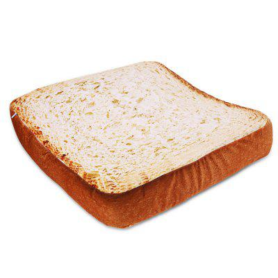 Pet Bed Cat Toast-shaped Mat Sponge CushionCat Beds &amp; Furniture<br>Pet Bed Cat Toast-shaped Mat Sponge Cushion<br><br>For: Cats, Dogs<br>Package Contents: 1 x Cushion<br>Package size (L x W x H): 42.00 x 42.00 x 6.00 cm / 16.54 x 16.54 x 2.36 inches<br>Package weight: 0.3300 kg<br>Product size (L x W x H): 40.00 x 40.00 x 5.00 cm / 15.75 x 15.75 x 1.97 inches<br>Product weight: 0.2500 kg<br>Type: Beds