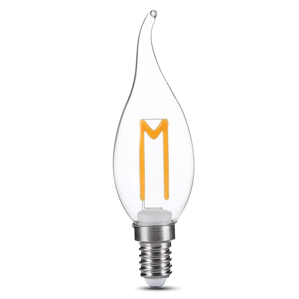 WARM WHITE LIGHT E14 3W 300LM Retro LED Filament Lamp