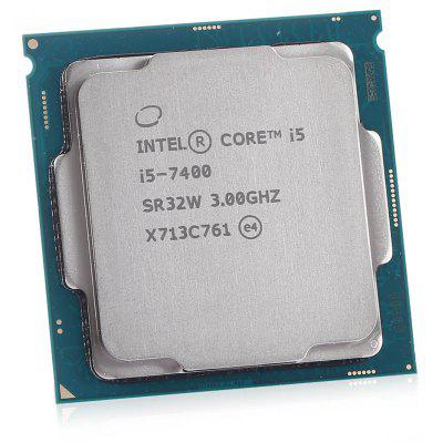 Intel Core I5 7400 Quad-core CPU Scattered Piece