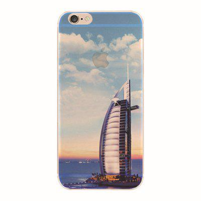 Sail Boat Painting TPU Back Case