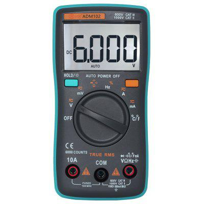 ZT102, Digitales Multimeter