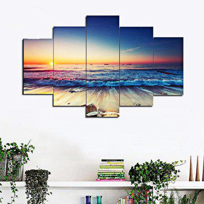 5PCS Tide Printed Canvas Wall Sticker WallpaperPrints<br>5PCS Tide Printed Canvas Wall Sticker Wallpaper<br><br>Package Contents: 5 x Wall Sticker<br>Package size (L x W x H): 45.00 x 7.00 x 7.00 cm / 17.72 x 2.76 x 2.76 inches<br>Package weight: 0.3900 kg<br>Product size (L x W x H): 44.00 x 6.00 x 6.00 cm / 17.32 x 2.36 x 2.36 inches<br>Product weight: 0.3100 kg