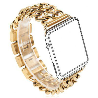 Stainless Steel Metal Chain Watchband for Apple Watch 42mm