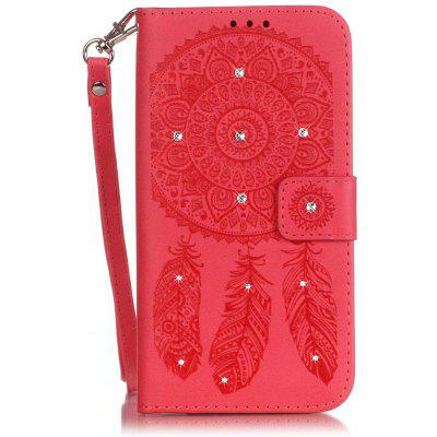 Embossing Leather Full Cover Case
