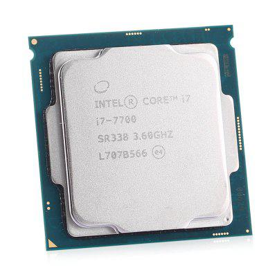 Intel I7 7700 Core Quad-core CPU Scattered PieceHot Products<br>Intel I7 7700 Core Quad-core CPU Scattered Piece<br><br>Brand: Intel<br>Interface Type: LGA1151<br>Package size: 7.50 x 6.50 x 1.70 cm / 2.95 x 2.56 x 0.67 inches<br>Package weight: 0.0340 kg<br>Packing List: 1 x CPU<br>Product size: 6.50 x 5.50 x 0.50 cm / 2.56 x 2.17 x 0.2 inches<br>Product weight: 0.0310 kg