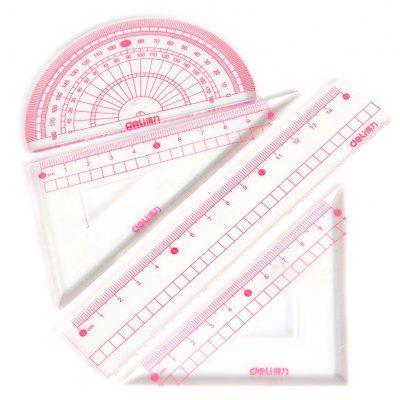 Deli 9596 Multifunctional Ruler Set