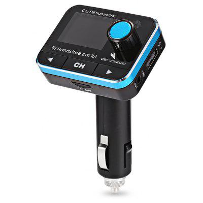 BT008 Bluetooth Car Charger FM Transmitter