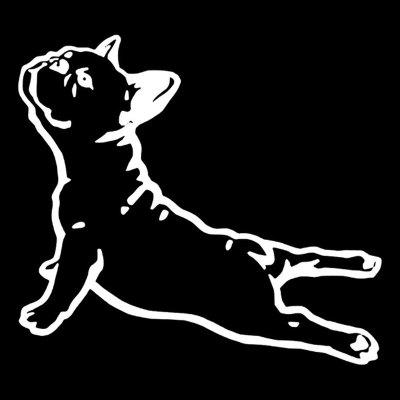 Pet Dog Cartoon Car Styling Sticker