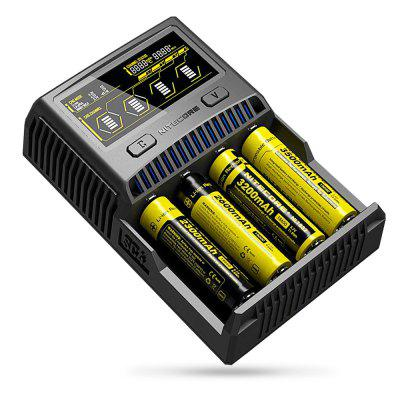 Nitecore SC4 Battery Charger US Plug