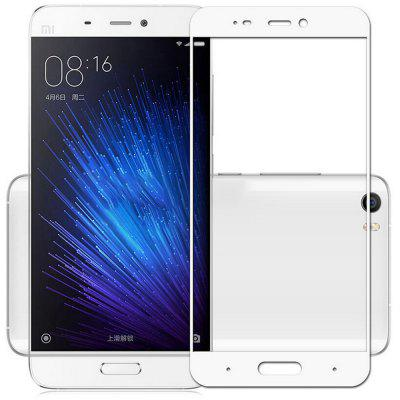 ASLING Tempered Glass Full Cover Screen Film 2.5D Arc Protector for Xiaomi Mi 5