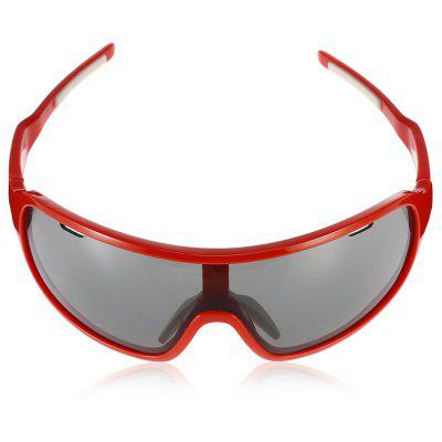 Cycling Climbing Skiing UV400 PC Lens Protective Sunglasses