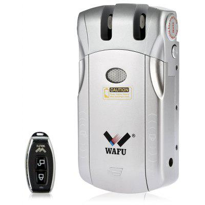 WAFU HF - 010 Smart Remote Control Warded Door Lock