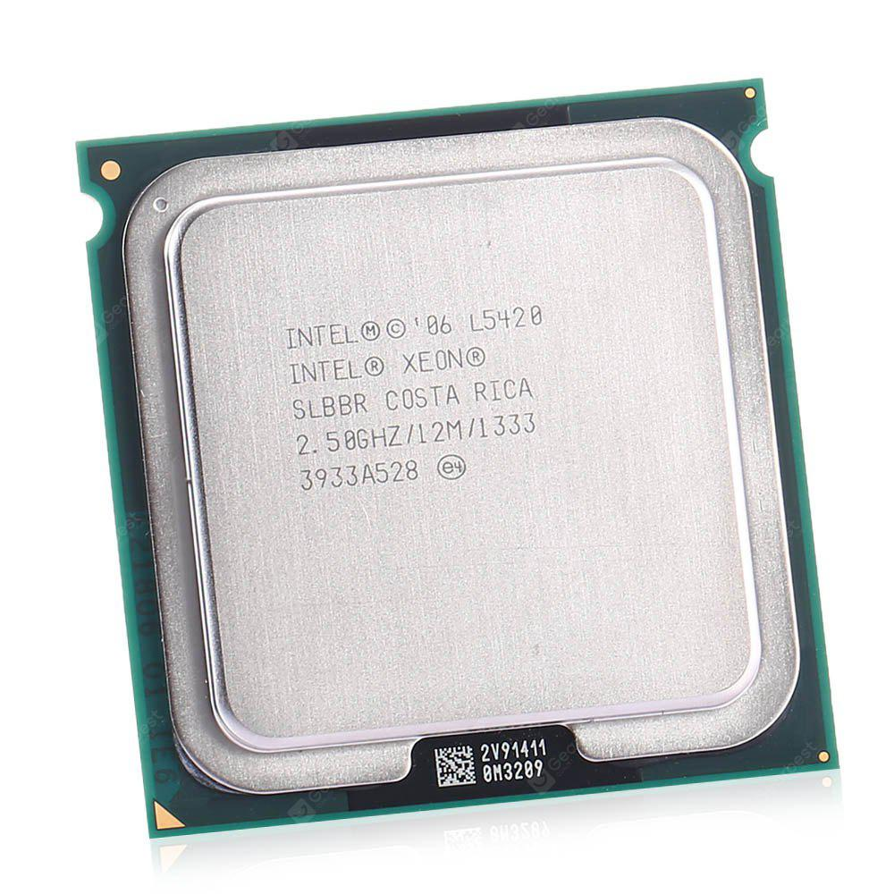 INTEL L5420 2.58GHz CPU de Quad-core