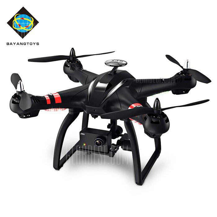 Gearbest BAYANGTOYS X21 Brushless RC Quadcopter